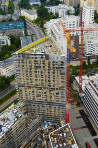 Apartamenty TRIO, ul. Stawki, Warszawa